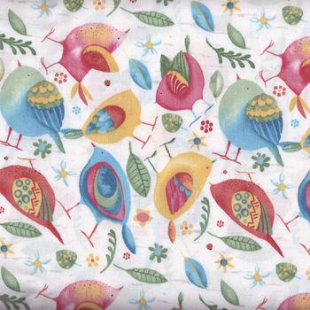 Clothworks andquotWoodsyandquot Fabric Y1658