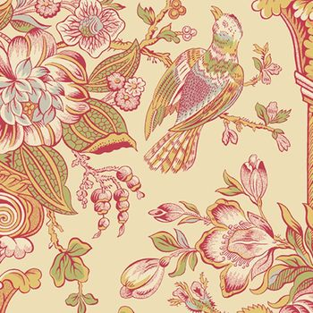 Cloverdale House by Di FordHall for Andover Fabrics 7965 col Y