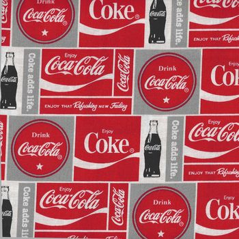 CocaCola Company by Fabrique Innovations Style 6048 Colour 10053