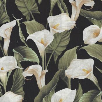 Colorido By Melissa Cowry For Clothworks Fabrics Y3131 Colour Calla Lily