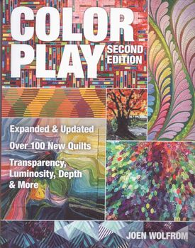 Colour Play second edition by Joen Wolfrom