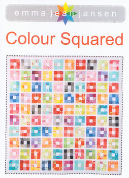 Colour Squares by Emma Jean Jansen