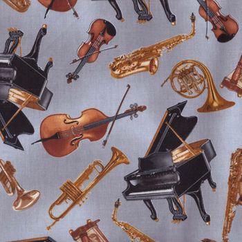 Concerto by Maria Kalinowski for Kanvas Fabrics