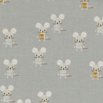 Cotton + Steel  Sunshine 4061 Color 2 Mice