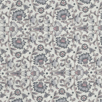 Culodden Vine By Liberty Of London  44 Wide 5910C Off White