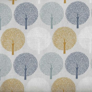 Dashwood Studio Birdsong Fabric Bird 1228 Light Grey