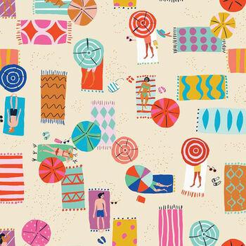 Dashwood Studios Lazy Days by Louise Cunningham Lazy 1750Cream