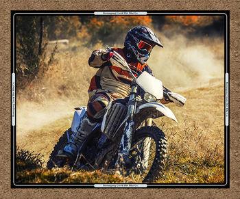 Dirt Bikes from Burrangong Creek and KennardandKennard Digital Panel 7091C
