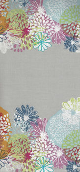 Doodle Blossoms by In The Beginning Fabrics 2193 1DB Color 1