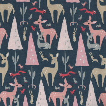 Dwelling by Sheri McCulley Studio for 3 Wishes Fabric Fabric 1