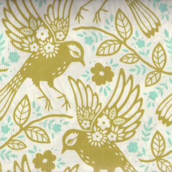 FREE SPIRIT COTTON FABRIC PARASOL BY HEATHER BAILEY