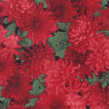 FRESH MARKET FLOWERS COTTON FABRIC BY ANDOVER
