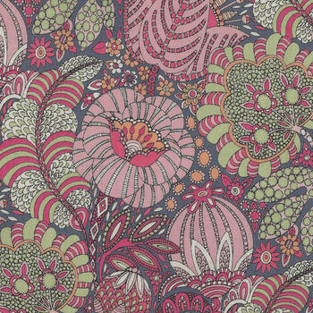 Fantasy By Sally Kelly For Windham Fabrics 512872 Dusky