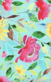 Fleurologie by Stephanie Ryan for moda