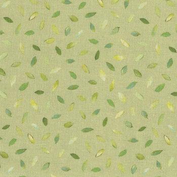Flight Of Fancy by Momo For Moda Fabrics M3346415 Green