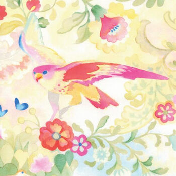 Flights Of Fancy From MOMO For Moda Fabrics M3346012 Multi