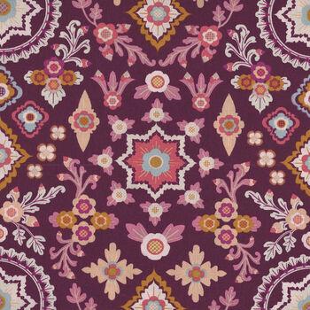 Fusion Rosewood from Art Gallery Fabrics FUSRW1907 Aloha Spirit