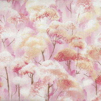 Garden Grandeur from QT Fabrics 164926492 Color Pink