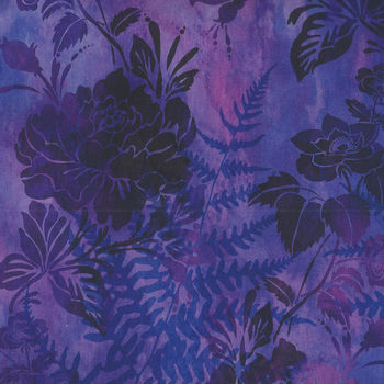 Garden Of Dreams Digital Fabric by Jason Yenter 1JYL Color 4 In The Beginning