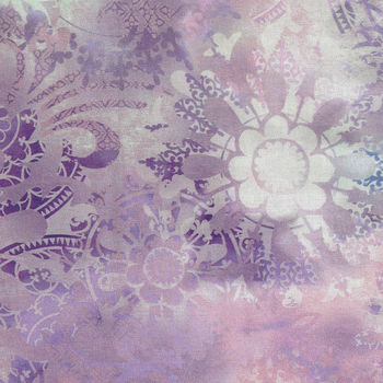 Garden Of Dreams Digital Fabric by Jason Yenter 4 ENC Color 3 In The Beginning