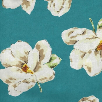 Good Taste from Cosmo Textiles Japan AP02804 Color 1D Blue Teal