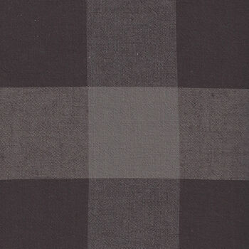Good Taste from Cosmo Textiles Japan AY7707 2 Buffalo Check Color 4D Chocolate