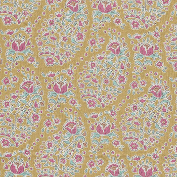 Happy Campers from Tilda Fabrics 100229 Charlene Honey