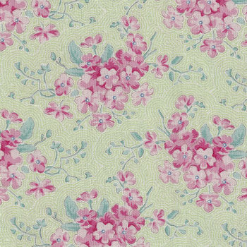 Happy Campers from Tilda Fabrics 10028 Primrose Green