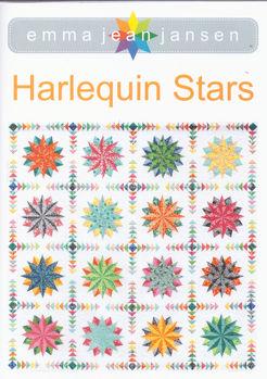 Harlequin Stars by Emma Jean Jansen