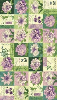 Harmony by Cherie Strole for Northcott