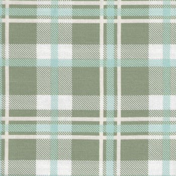 Harvest Road by Lella Boutique for Moda Fabrics M510214 Large Check