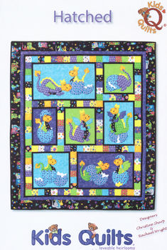 Hatched by Kids Quilts QLT043