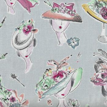 Hats On From Michael Miller Fabrics Makingitfun Patt DC8352PearD