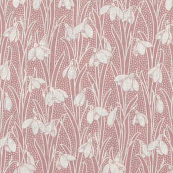 Hesketh By Liberty Of London 44 Cotton 04775656Y PinkWhite