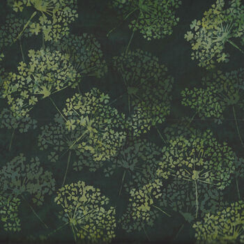Hoffman Batik Cotton Fabric HS2314 220 Col Fern