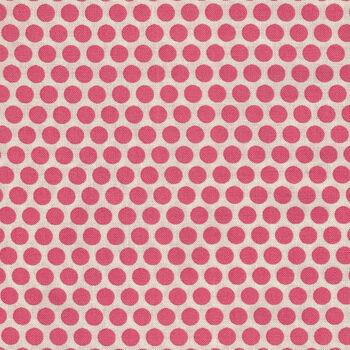 Honeycomb by Kei Fabrics Spots KF0319 Color 1 Pink
