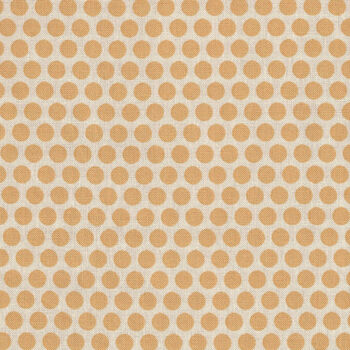 Honeycomb by Kei Fabrics Spots KF0319 Color 2 Custard