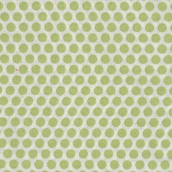 Honeycomb by Kei Fabrics Spots KF0319 Color 4 Green