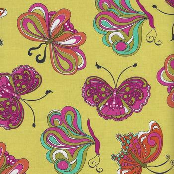 INK and ARROW Fabrics PALOMA 164926101H