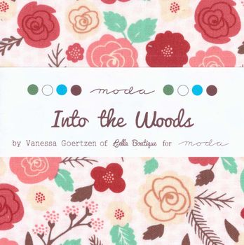 INTO THE WOODS PRECUTS BY MODA