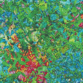 Illuminations by Dan Morris for QT Fabrics Digital  164927696F Confetti