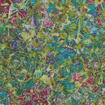 Illuminations by Dan Morris for QT Fabrics Digital  164927696G Confetti