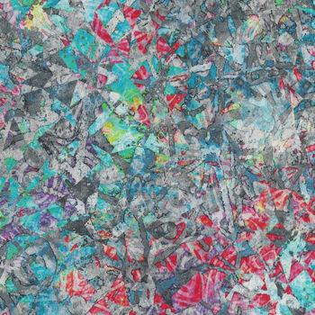 Illuminations by Dan Morris for QT Fabrics Digital  164927696K Confetti