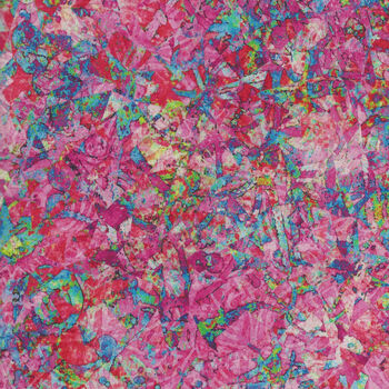 Illuminations by Dan Morris for QT Fabrics Digital  164927696P Confetti