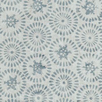 Island Batik Cotton Fabric121906726 Col Grey
