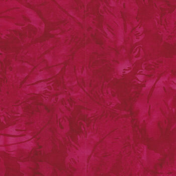 Island Batik Cotton Fabric 121922375 ColTossed Feather