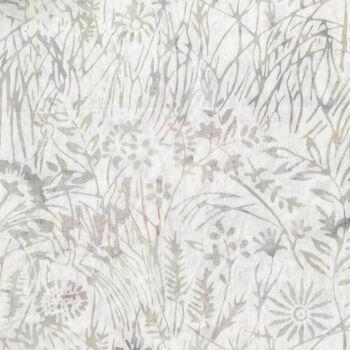 Island Batik Cotton Fabric 121934401 Col Thistle B