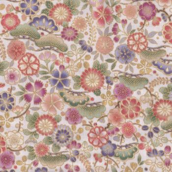 Japanese Cotton Quilt Fabric from Quiltgate
