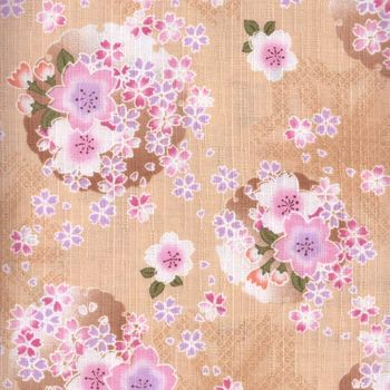 Japanese Cotton Quilting Fabric andquotCherryandquot