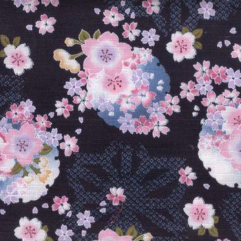 Japanese Cotton Quilting fabric andquotCherryandquot